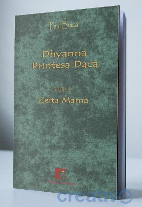 Dhyanna, prințesa Dacă - vol. 2