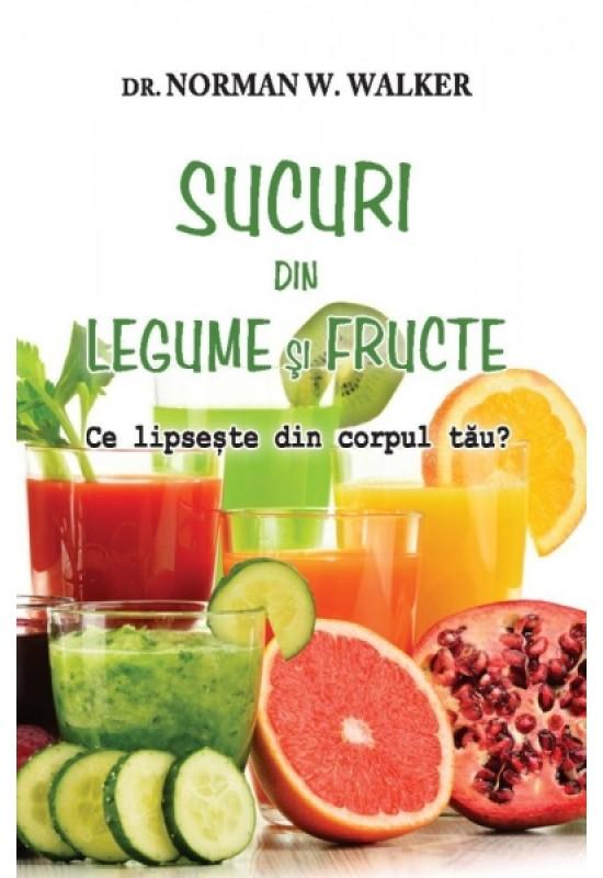 Sucuri din legume și fructe: Ce lipsește din corpul tău?