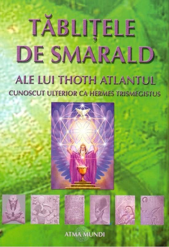 Hrană pentru suflet - Tăblițele de smarald ale lui THOTH, Atlantul