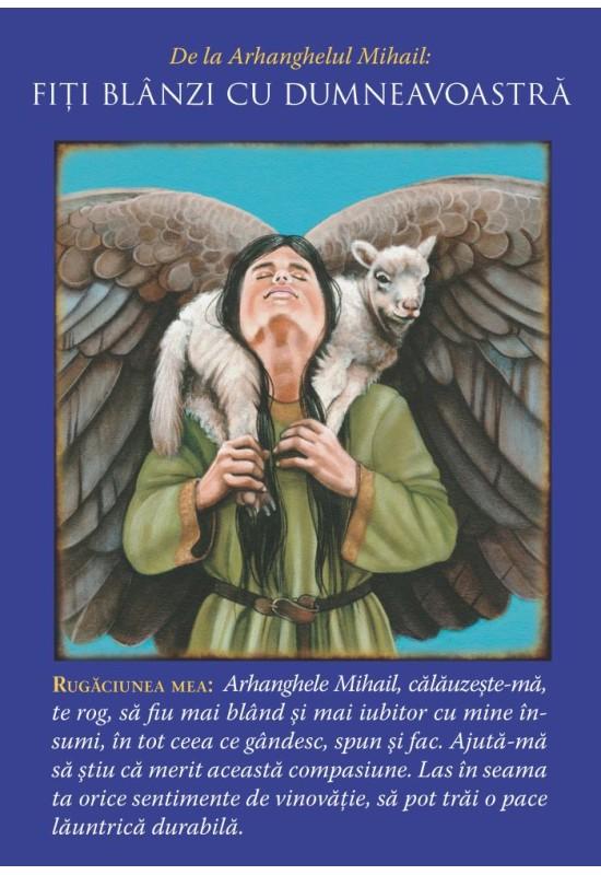 Lumea Îngerilor - Cărțile Oracol ale Arhanghelului Mihail