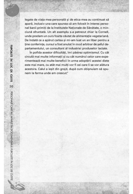 Reducere de pret Furculițe în loc de cuțite - Colin Campbell, Caldwell Esselstyn