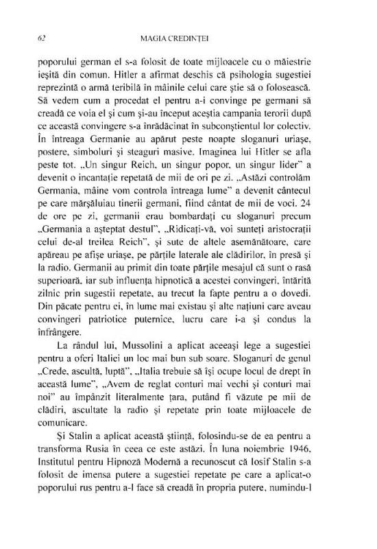 Reducere de pret Magia credinței - Claude. M. Bristol