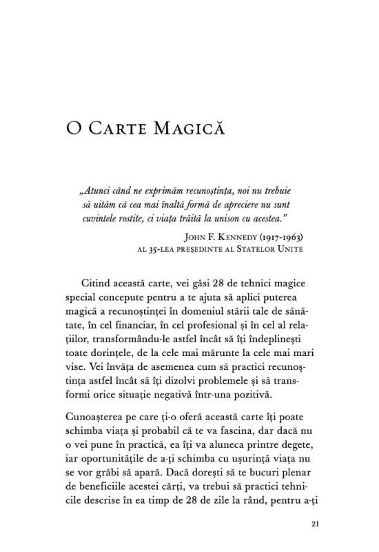 Dezvoltare Personală - Magia (Secretul) - Rhonda Byrne