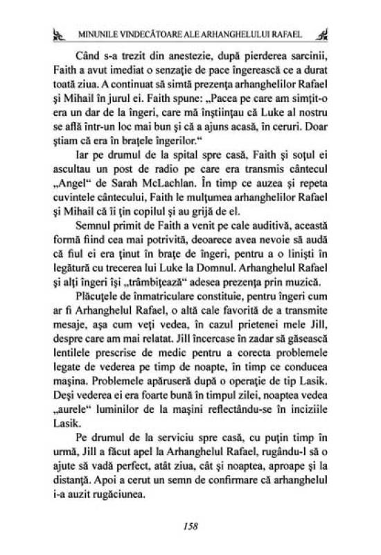 Lumea Îngerilor - Minunile vindecătoare ale Arhanghelului Rafael