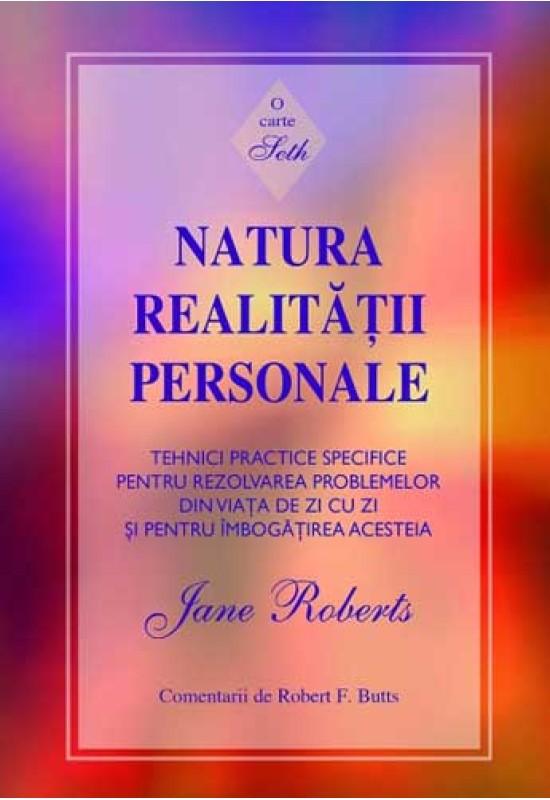 Reducere de pret Natura realității personale. O carte Seth