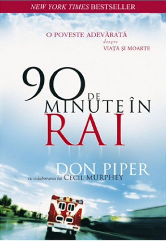 90 de minute în Rai - Don Piper