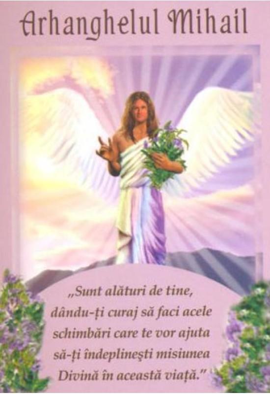 Lumea Îngerilor - Mesaje de la îngerii tăi - cărți oracol