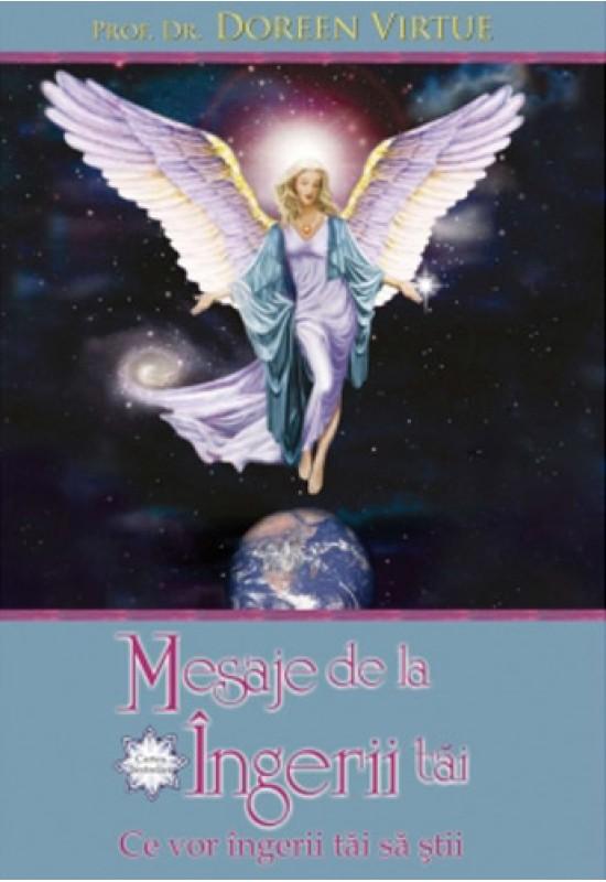 Reducere de pret Mesaje de la îngerii tăi (Cartea bestseller)