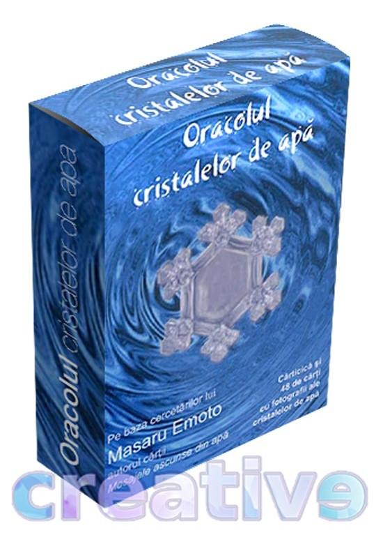 Oracolul Cristalelor de Apă - Masaru Emoto