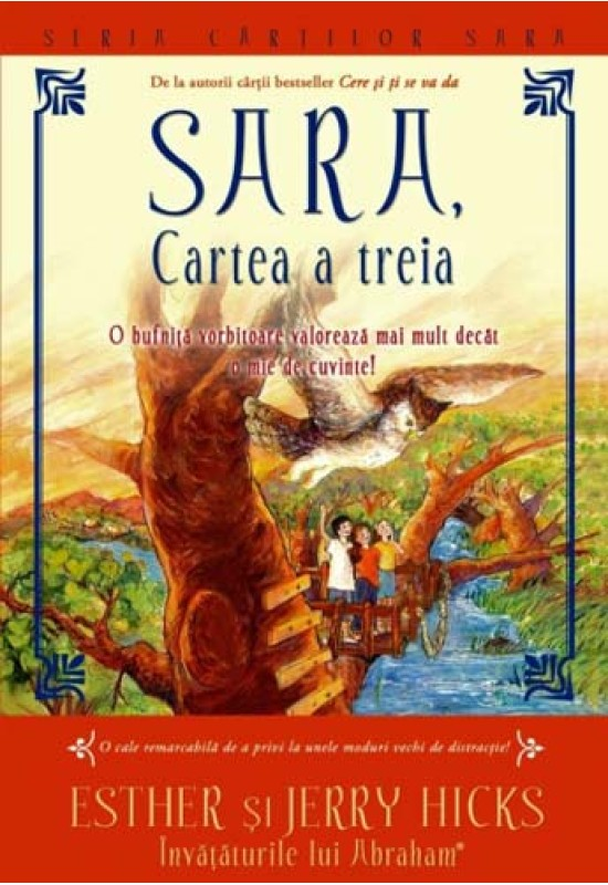 Sara, cartea a treia - Esther și Jerry Hicks