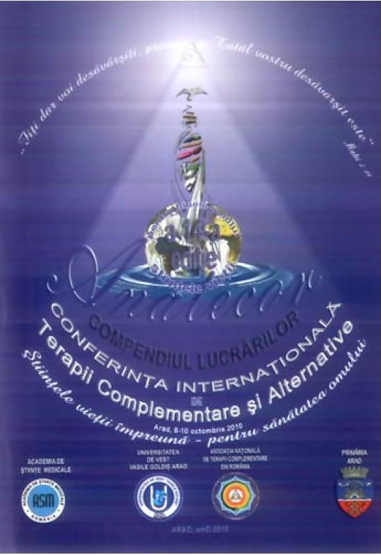 Compendiul lucrărilor ANATECOR 2010