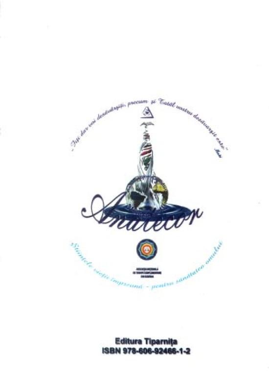 Reducere de pret Compendiul lucrărilor ANATECOR 2010