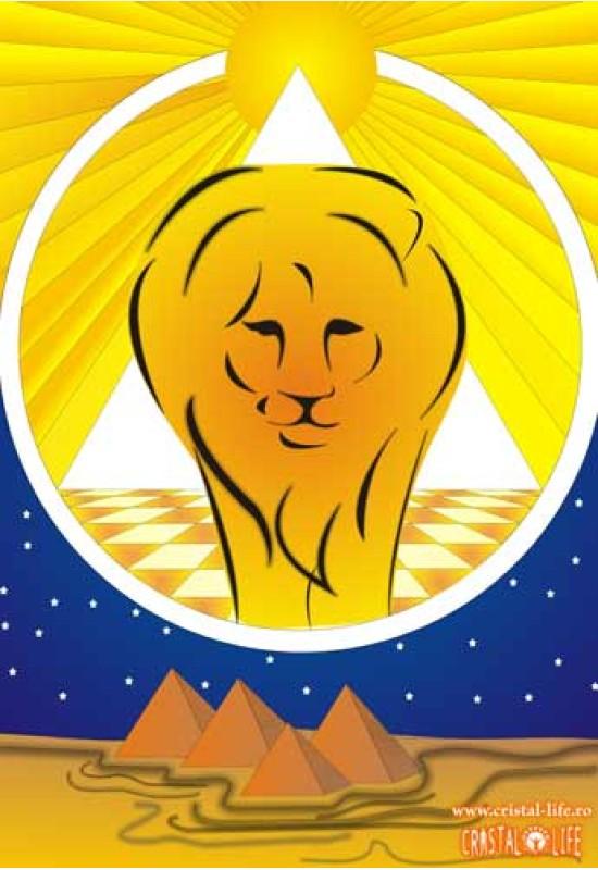 Afiș Deschiderea Lăcașurilor Leului