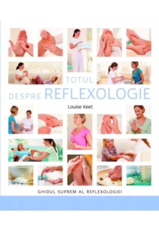Reducere de pret Totul despre reflexologie - Ghidul suprem al reflexologiei