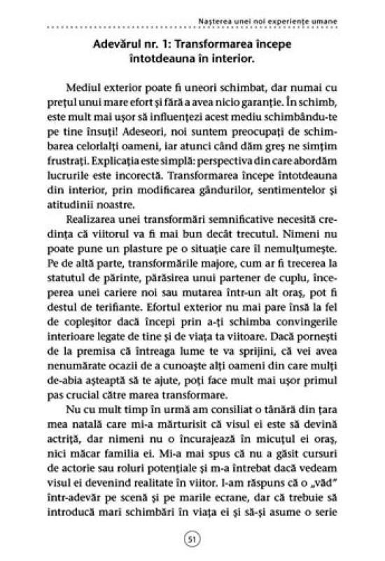 Reducere de pret Unitatea ființei - Carmen Harra
