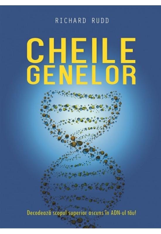 Cheile genelor - decodează scopul superior ascuns în ADN-ul tău!