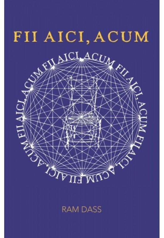 Fii aici, acum - Un manual pentru o viaţă trăită în mod conștient
