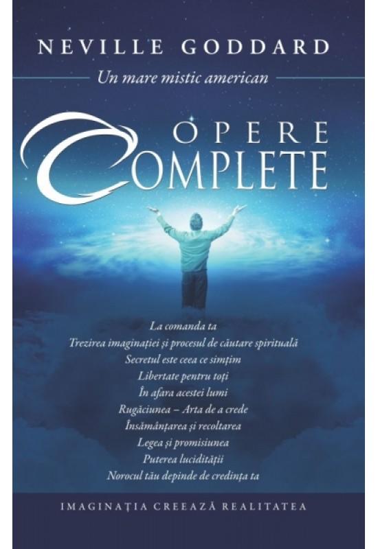 Opere complete (Neville Goddard) Imaginația creează realitatea