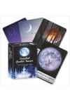 Oracolul fazelor lunare - Set de 44 de cărţi oracol şi un ghid