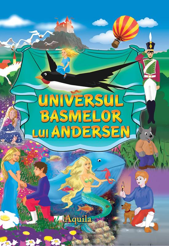 Cărți pentru copii - Universul basmelor lui Andersen