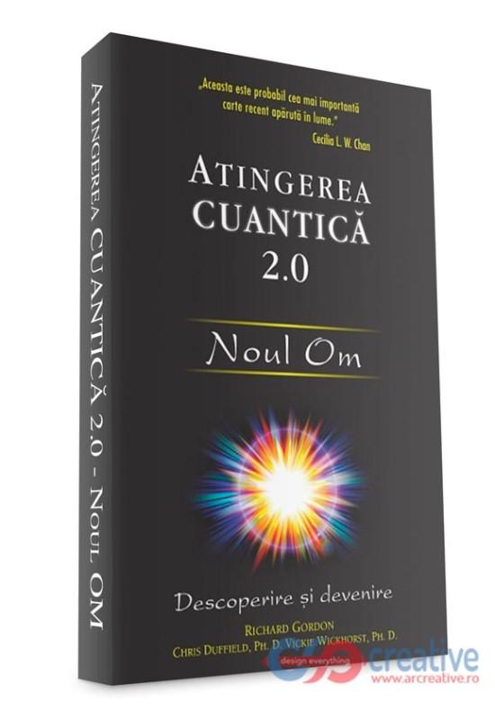 Reducere de pret Atingerea cuantică 2.0: Noul Om