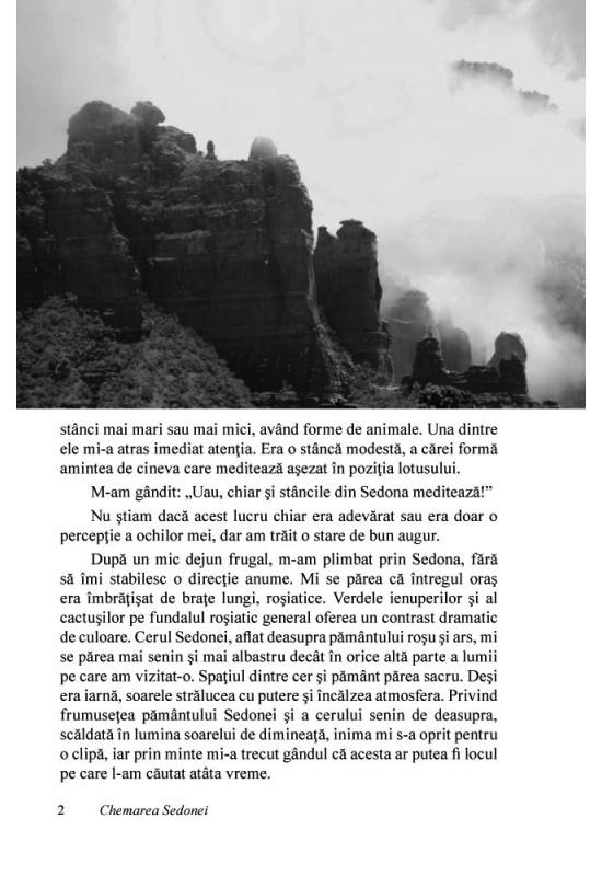 Reducere de pret Chemarea Sedonei - Călătoria inimii: Un ghid indispensabil pentru toți călătorii spirituali