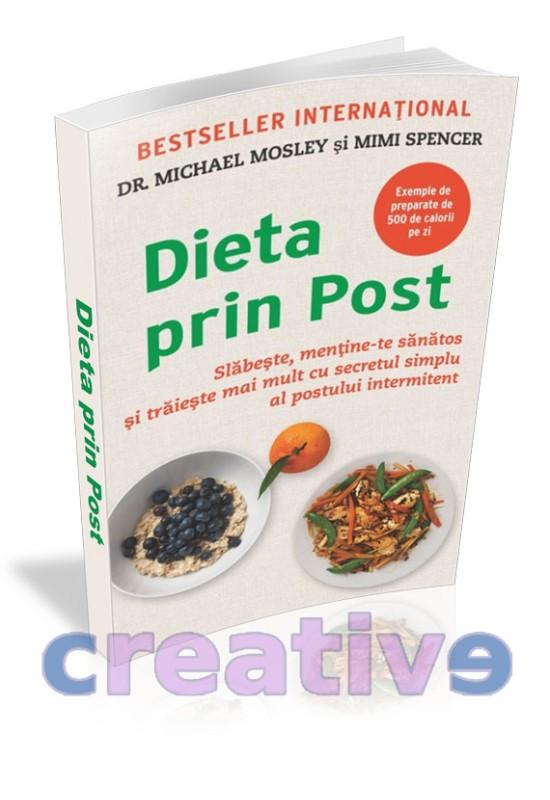 Dieta prin post - dr. Michael Mosley