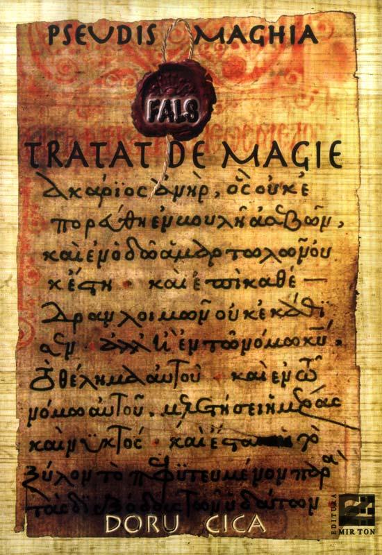 Reducere de pret Fals tratat de magie