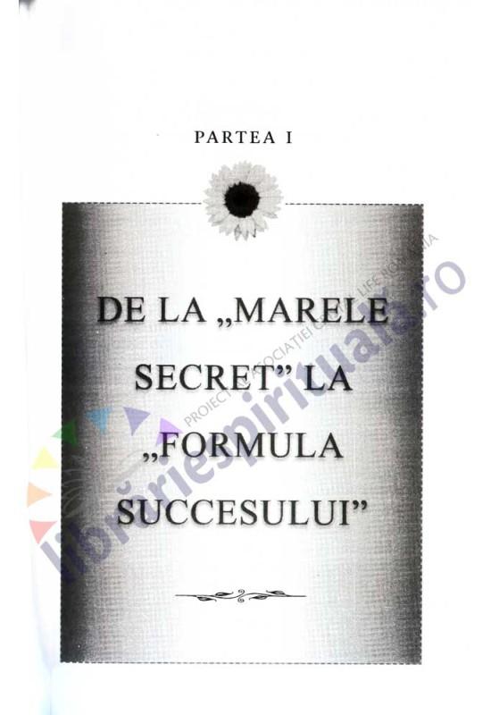 Reducere de pret Formula succesului - Marele secret...