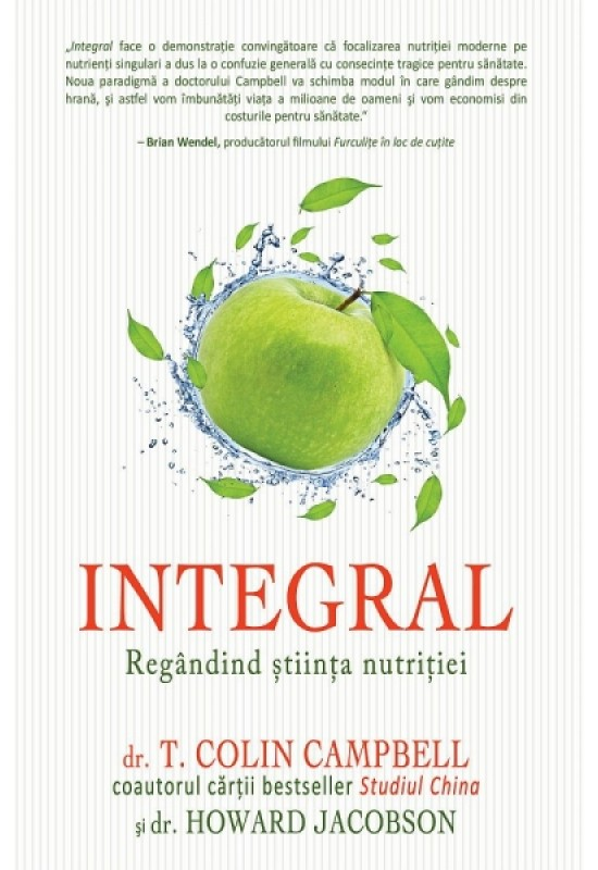 Reducere de pret INTEGRAL: Regândind știința nutriției