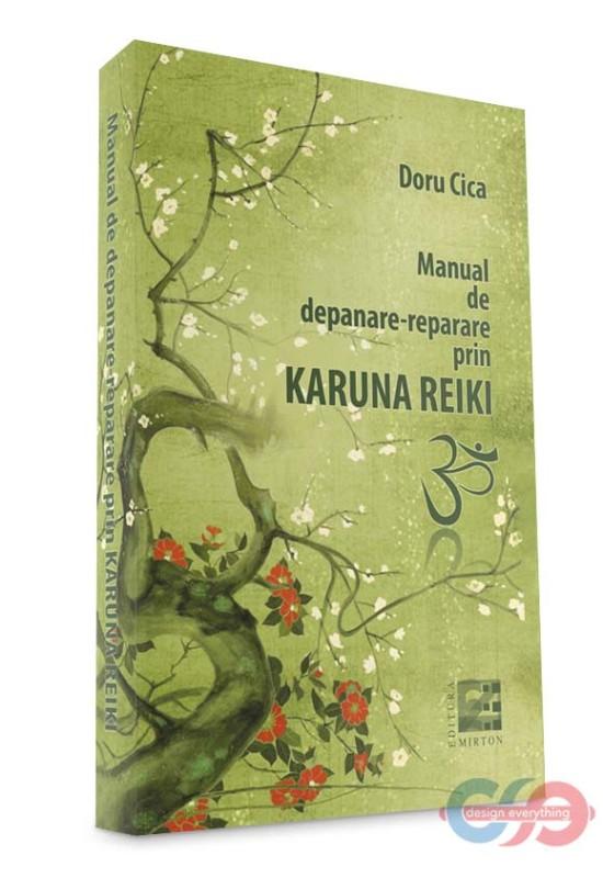 Reducere de pret Manual de depanare-reparare prin Karuna Reiki
