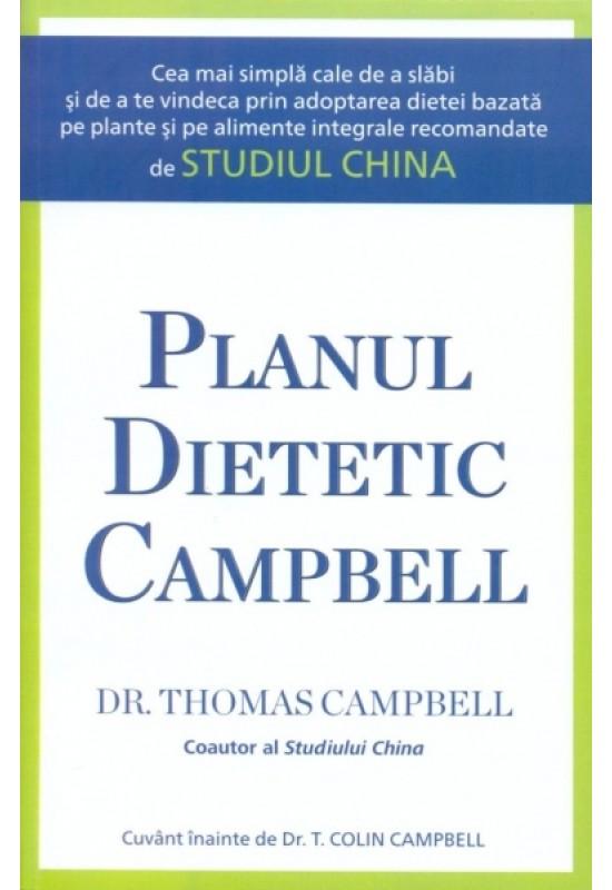 Reducere de pret Planul dietetic Campbell