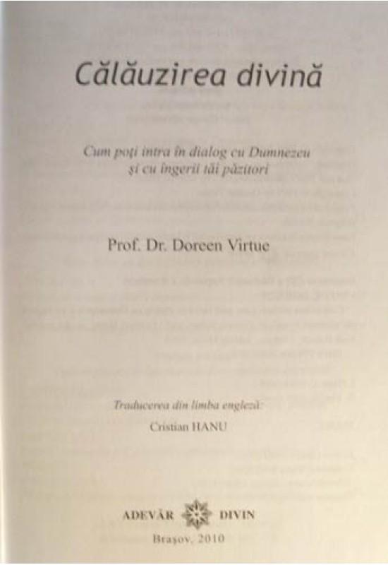 Reducere de pret Călăuzirea Divină - Doreen Virtue