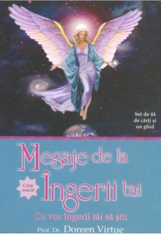 Mesaje de la îngerii tăi - cărți oracol