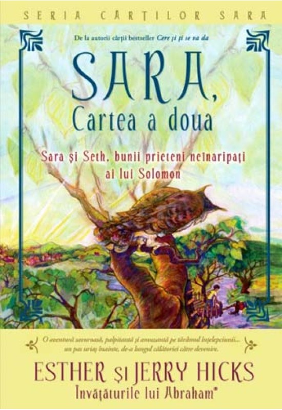 Sara, cartea a doua - Esther și Jerry Hicks