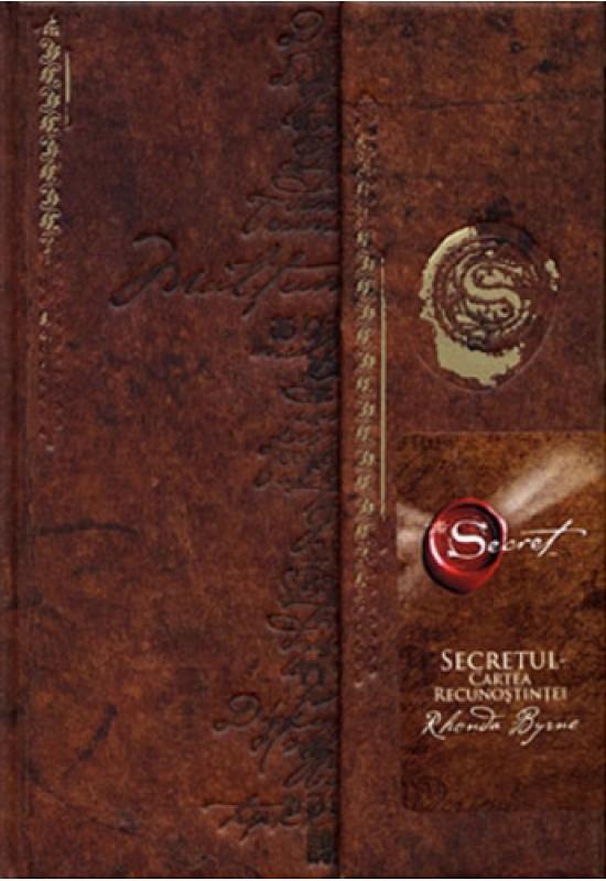 Secretul: Cartea Recunoștinței
