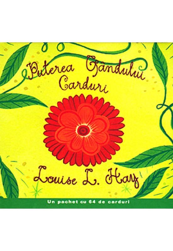 Puterea Gândului Carduri - Louise L. Hay