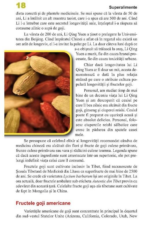 Reducere de pret Superalimente - Alimentația și medicina viitorului