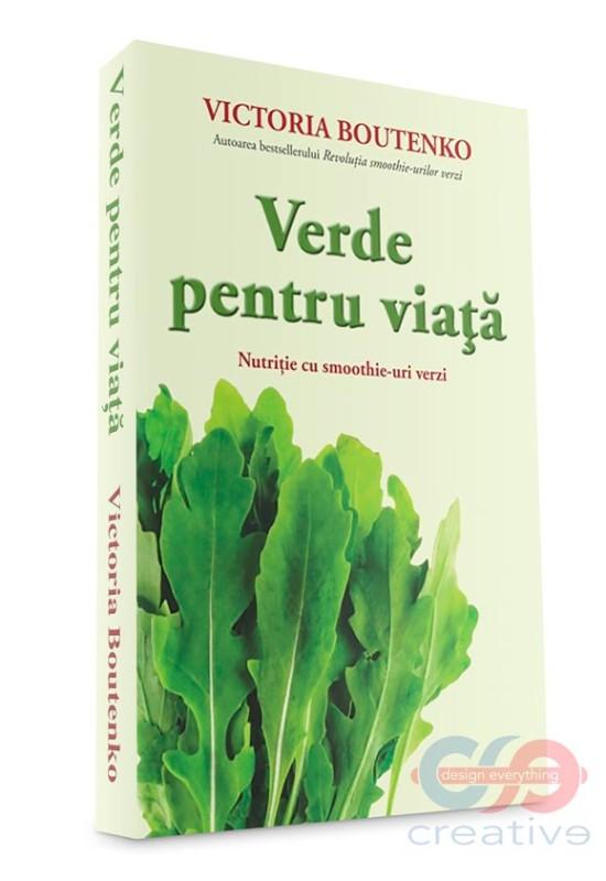 Verde pentru Viață - nutriție cu smoothie-uri verzi